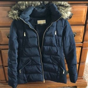 Michael Kors puffy jacket